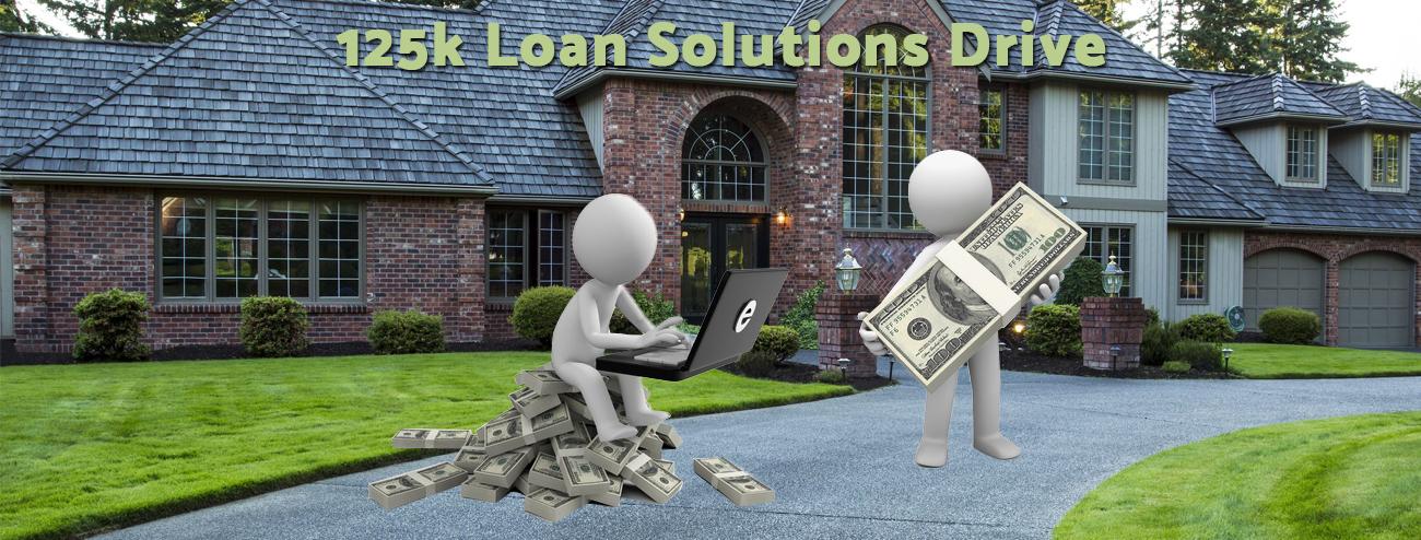 125k Loan Solutions Drive
